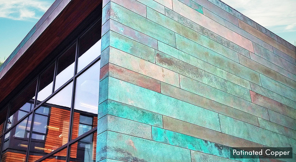 Copper Cladding Solutions Mixx Cladding