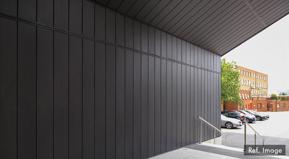 Zinc Provides Another Dimension To The Architecture Of Your Home. Whether  As A Beautiful, Long Lasting Exterior Facade Or As Feature Walling On The  Inside, ...